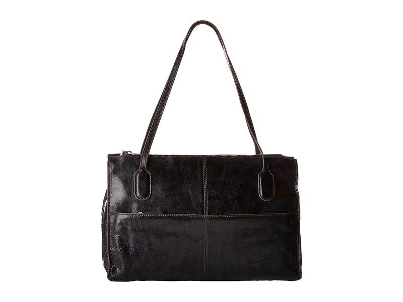 ホボ レディース ハンドバッグ バッグ Friar Black Vintage Leather