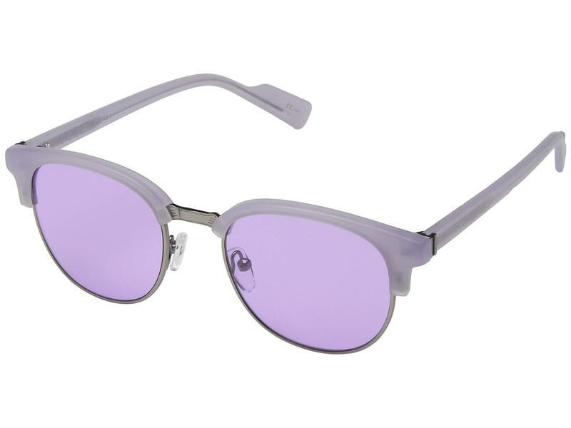 ボンジッパー メンズ サングラス・アイウェア アクセサリー Citadel Lilac Satin/Silver Chrome Lavender