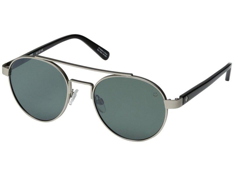 スパイオプティック メンズ サングラス・アイウェア アクセサリー Deco Matte Silver/Black/Happy Gray/Green/Silver Mirror