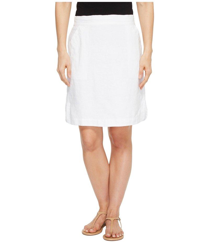 トッミーバハマ レディース スカート ボトムス Two Palms Short Skirt White