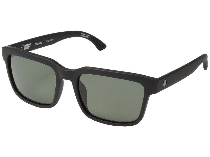 スパイオプティック メンズ サングラス・アイウェア アクセサリー Helm 2 Matte Black/Happy Gray Green Polar
