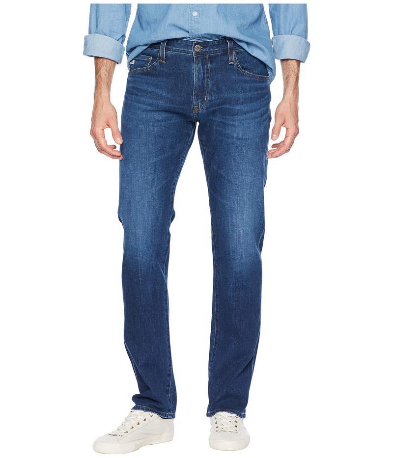 エージー アドリアーノゴールドシュミット メンズ デニムパンツ ボトムス Tellis Modern Slim Leg Denim Pants in Revelry Revelry