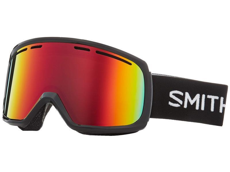 スミスオプティックス メンズ サングラス・アイウェア アクセサリー Range Goggle Black/Red Sol-X Mirror