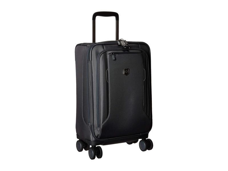 ビクトリノックス メンズ ボストンバッグ バッグ Werks Traveler 6.0 Frequent Flyer Softside Carry-On Grey