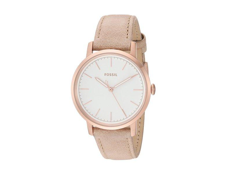 フォッシル レディース 腕時計 アクセサリー Neely Leather - ES4185 White