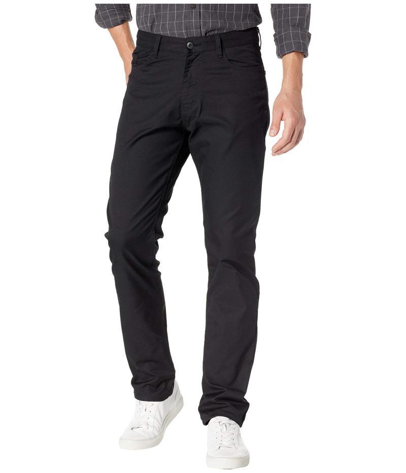 ディーシー メンズ デニムパンツ ボトムス Worker Five-Pocket Black