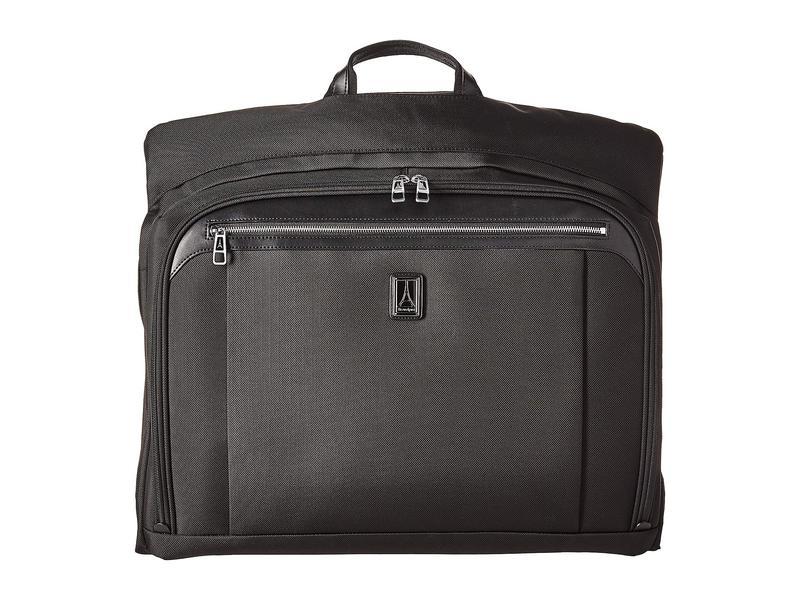 トラベルプロ メンズ ボストンバッグ バッグ Platinum Elite - Bifold Carry-On Garment Valet Shadow Black