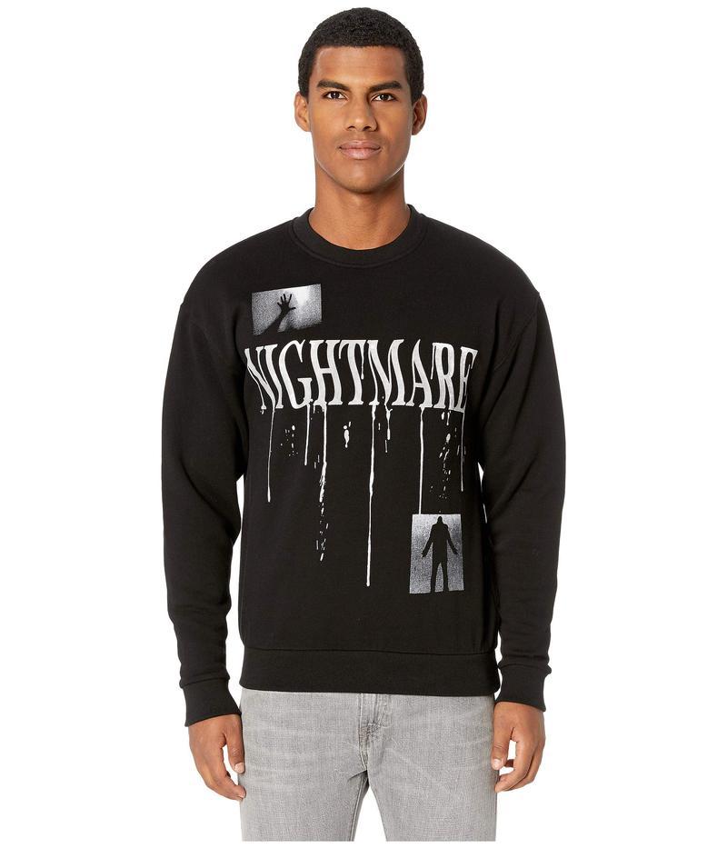 ザ・クープルス メンズ パーカー・スウェット アウター Nightmare Sweatshirt Black