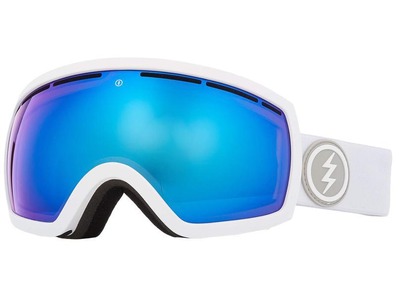 エレクトリックアイウェア メンズ サングラス・アイウェア アクセサリー EG2.5 Matte White Brose/Blue Chrome