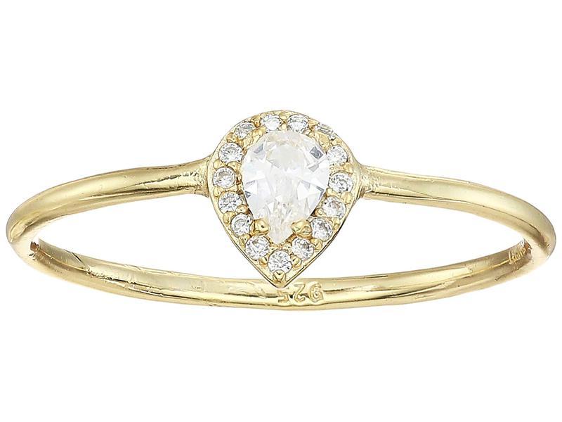 シャシ レディース リング アクセサリー Wilma Ring Yellow Gold