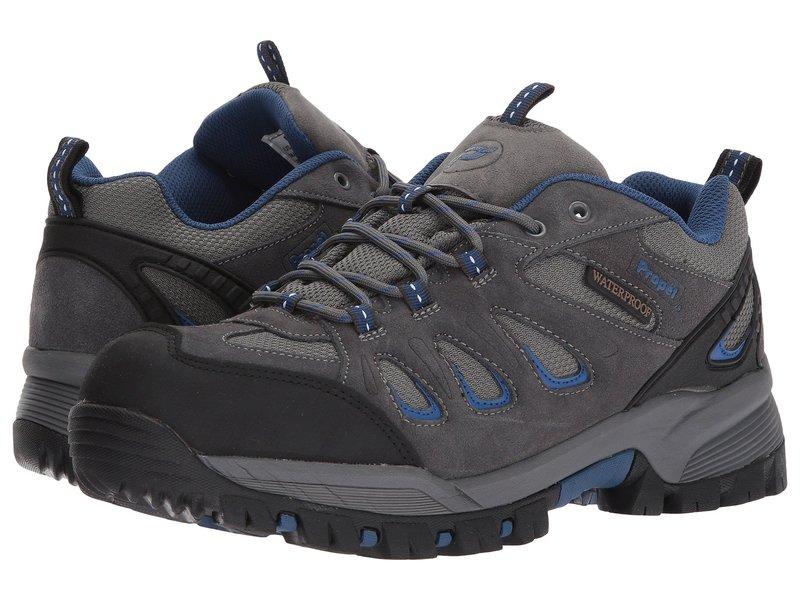プロペット メンズ スニーカー シューズ Ridge Walker Low Grey/Blue