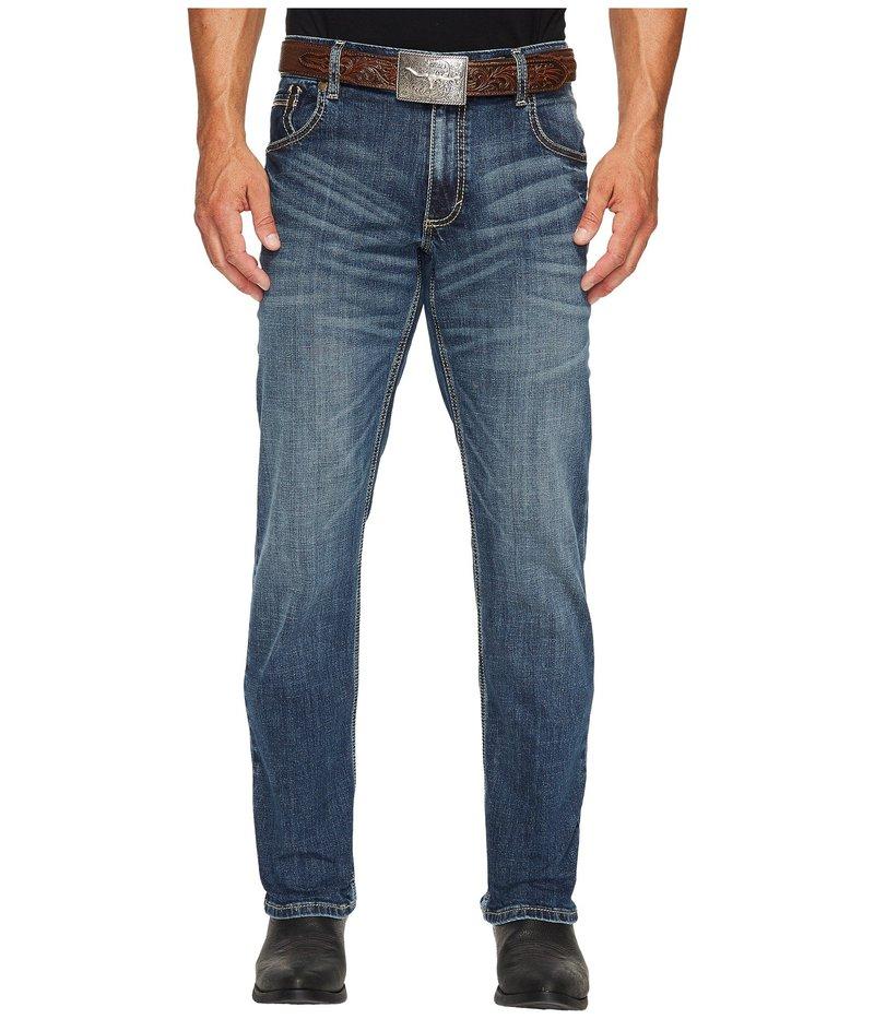 ラングラー メンズ デニムパンツ ボトムス Retro Slim Boot Jeans Layton
