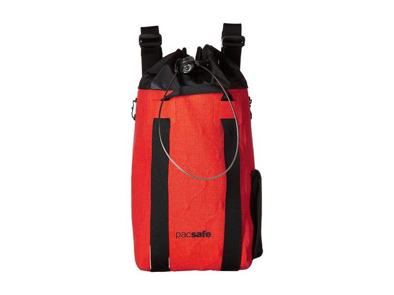 パックセーフ メンズ バックパック・リュックサック バッグ Dry 15L Travelsafe Anti-Theft Waterproof Backpack Orange