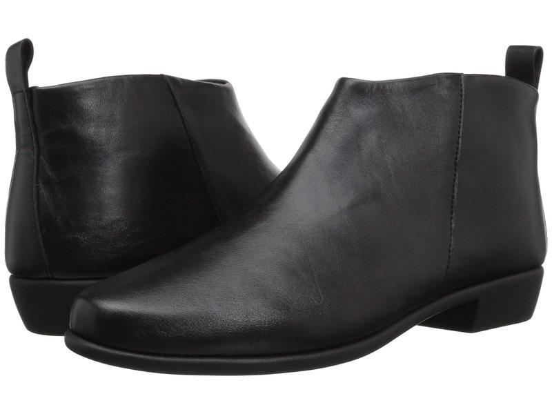 エアロソールズ レディース ブーツ・レインブーツ シューズ Step It Up Black Leather