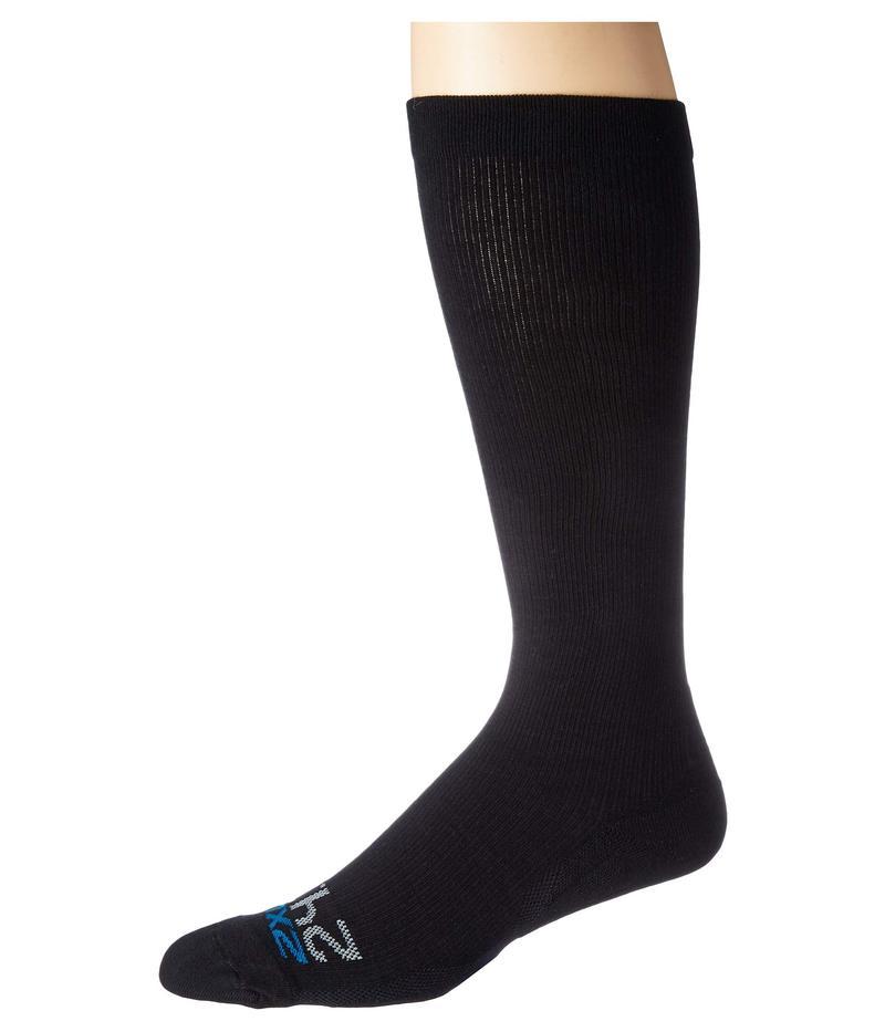 2XU メンズ 靴下 アンダーウェア 24/7 Compression Socks Black/Black