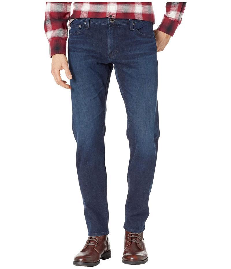 エージー アドリアーノゴールドシュミット メンズ デニムパンツ ボトムス Tellis Modern Slim Leg Denim Jeans in Equation Equation