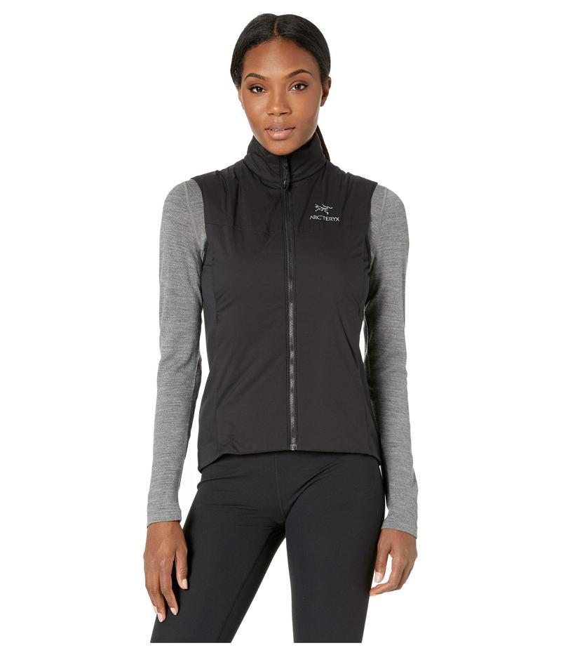 アークテリクス レディース コート アウター Atom LT Vest Black