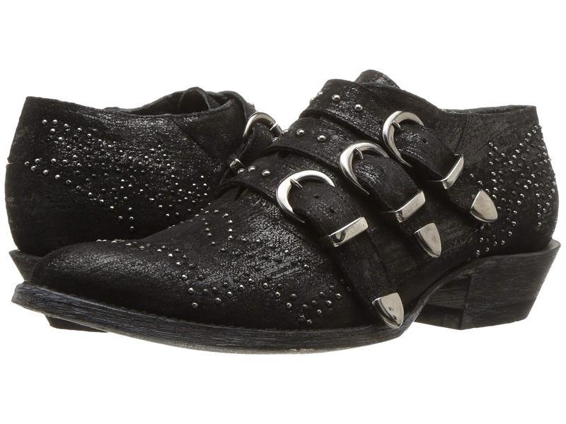 オールドグリンゴ レディース ブーツ・レインブーツ シューズ Roxy レディース Shoe Roxy Shoe Boot Black, ドラッグ ヒーロー:94540c54 --- per-ros.com