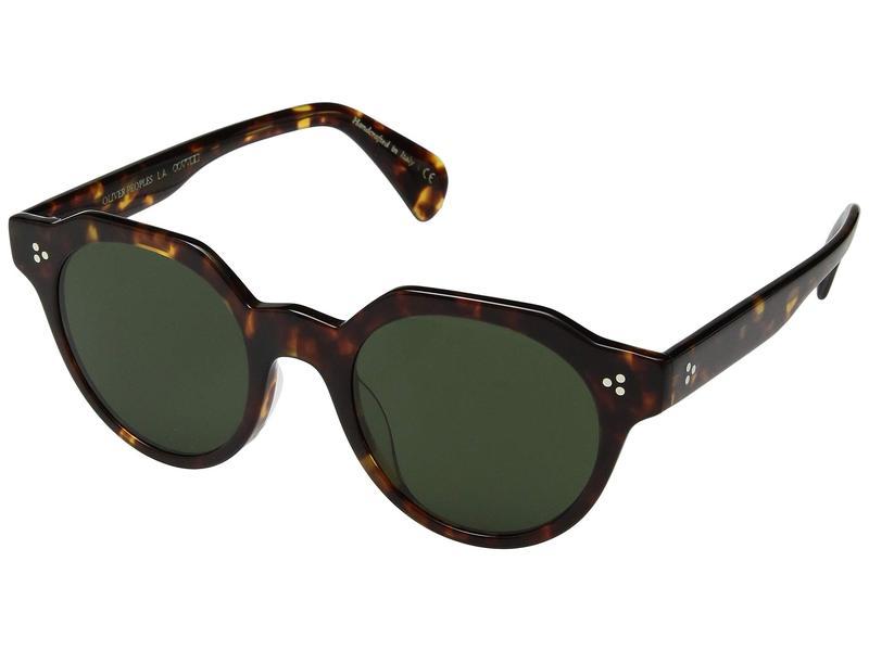 オリバーピープルズ メンズ サングラス・アイウェア アクセサリー Irven DM2/Vibrant Green