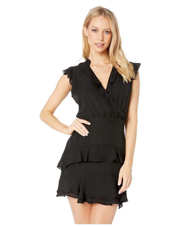 パーカー レディース ワンピース トップス Tangia Dress Black
