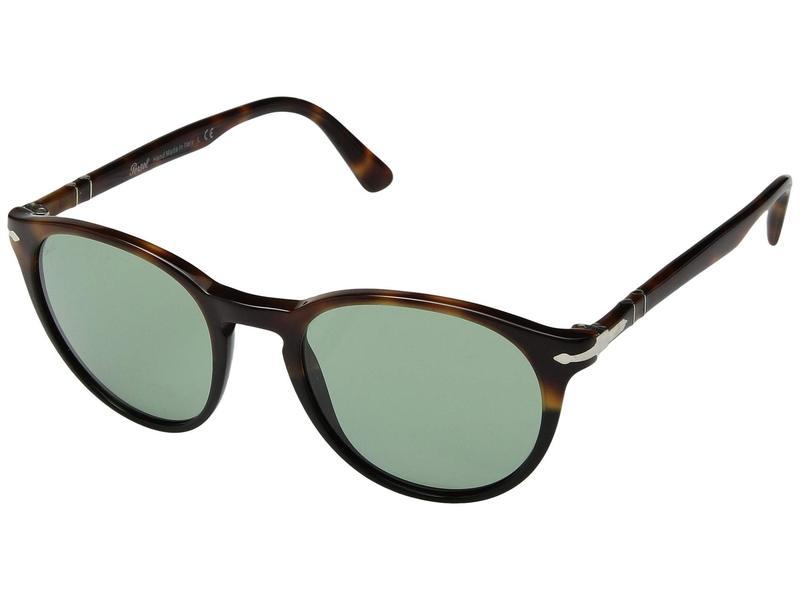 ペルソル メンズ サングラス・アイウェア アクセサリー 0PO3152S Tortoise Brown Black/Green