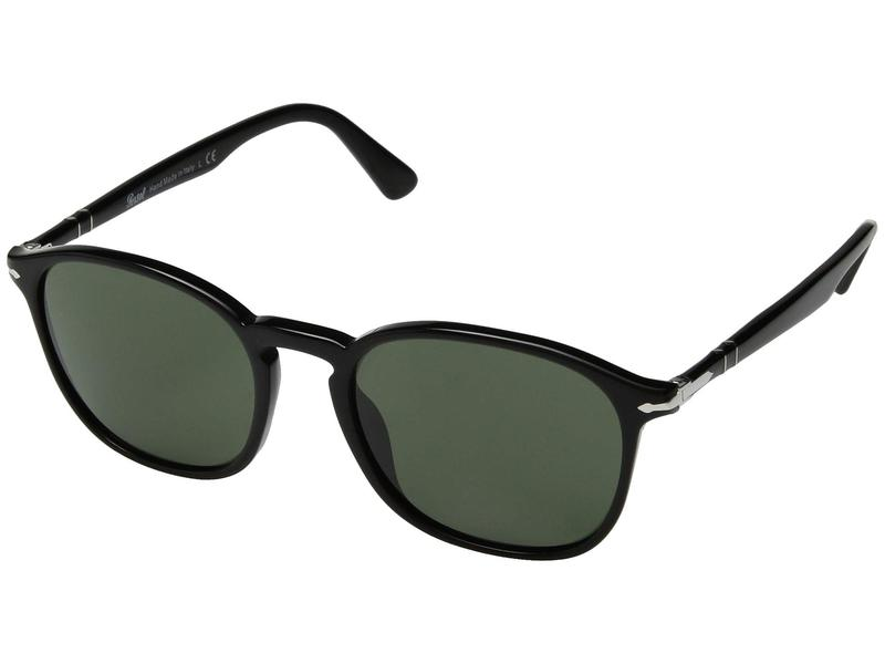 ペルソル メンズ サングラス・アイウェア アクセサリー 0PO3215S Black/Green