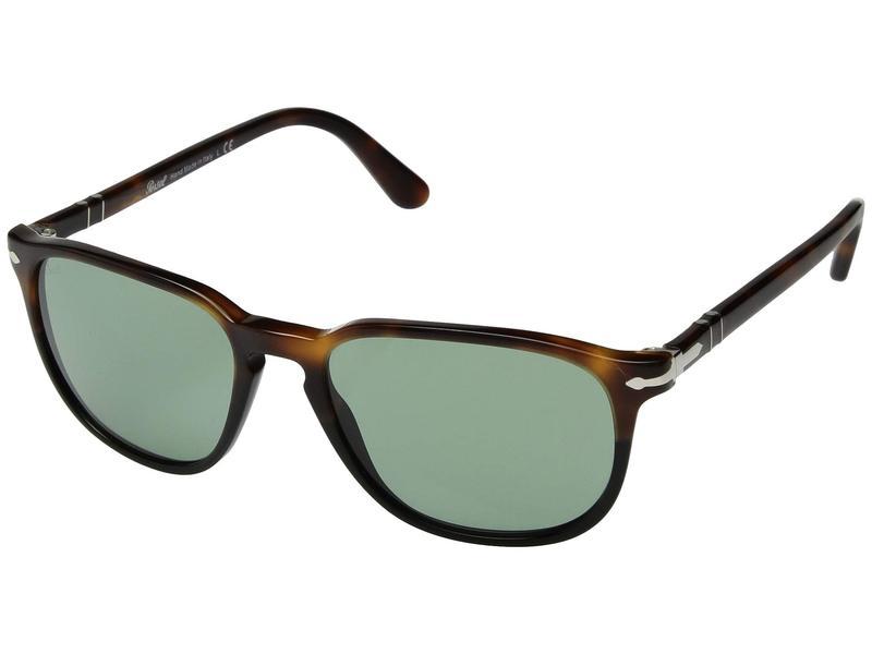 ペルソル メンズ サングラス・アイウェア アクセサリー 0PO3019S Tortoise Brown Black/Green
