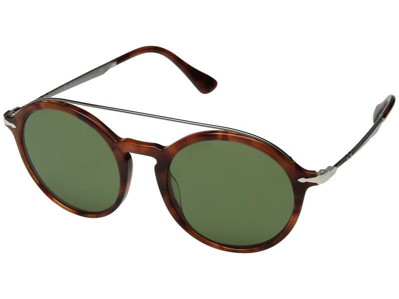 ペルソル メンズ サングラス・アイウェア アクセサリー 0PO3172S Tortoise Brown/Green