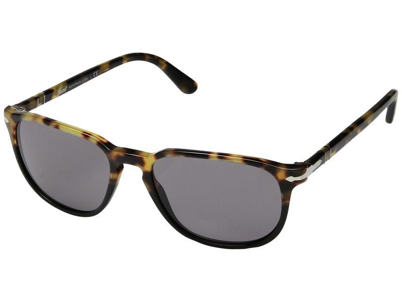 ペルソル メンズ サングラス・アイウェア アクセサリー 0PO3019S Tortoise Brown Black/Grey