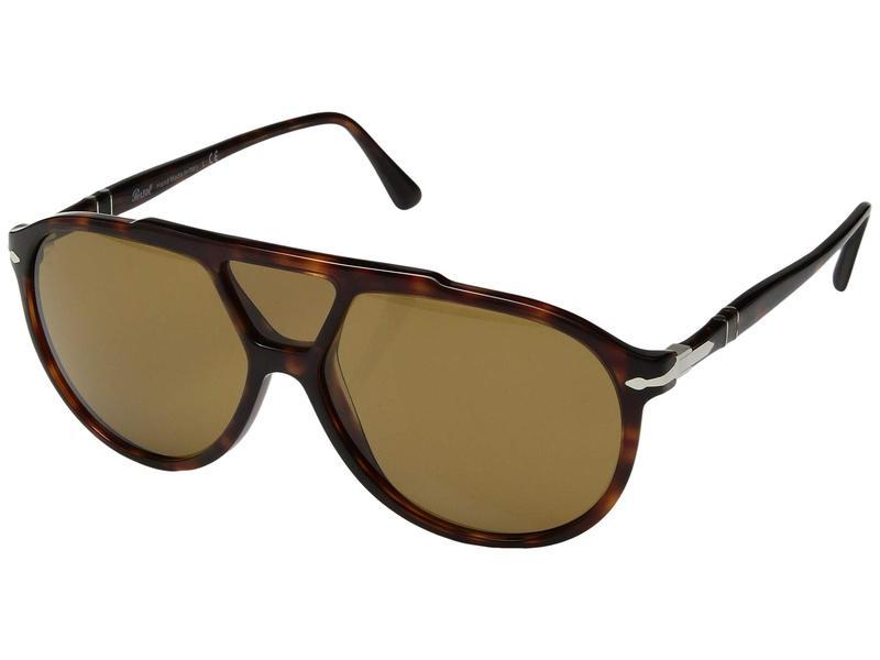 ペルソル メンズ サングラス・アイウェア アクセサリー 0PO3217S Havana/Brown