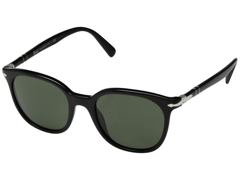 ペルソル メンズ サングラス・アイウェア アクセサリー 0PO3216S Black/Green