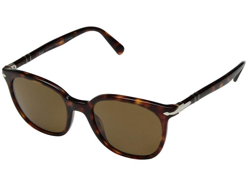 ペルソル メンズ サングラス・アイウェア アクセサリー 0PO3216S Havana/Brown Polar