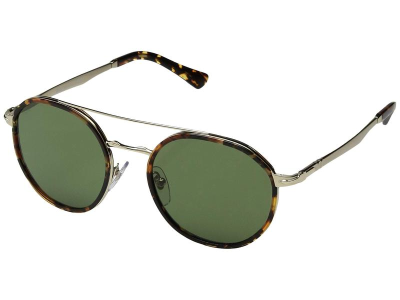 ペルソル レディース サングラス・アイウェア アクセサリー 0PO2456S Gold/Green