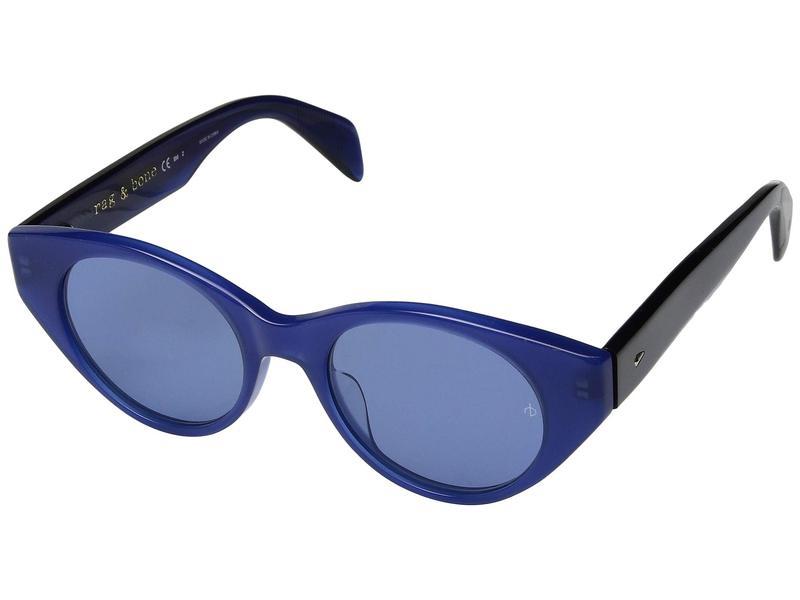ラグアンドボーン レディース サングラス・アイウェア アクセサリー RNB1012/S Blue/Blue