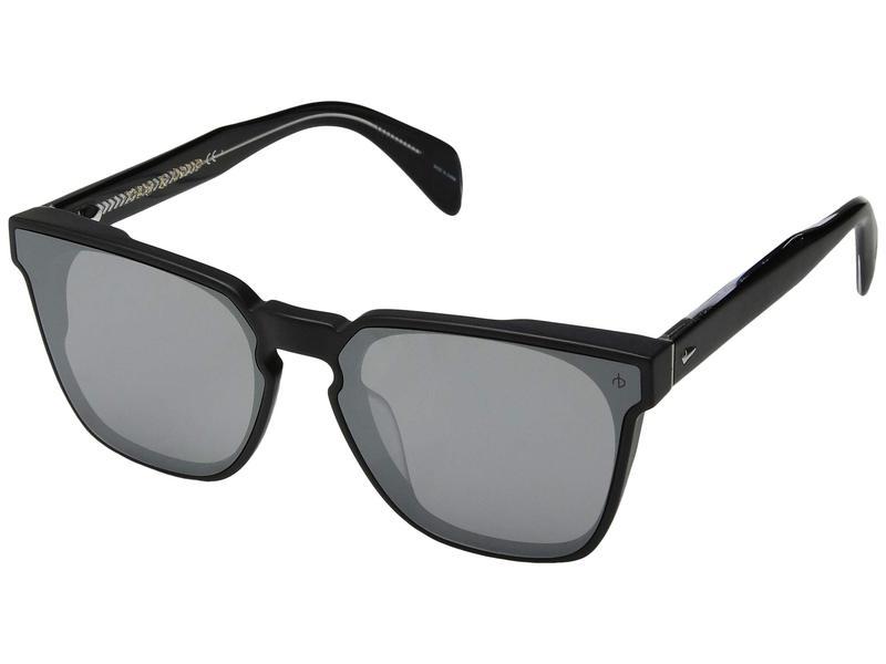 ラグアンドボーン メンズ サングラス・アイウェア アクセサリー RNB5010/S Black/Silver