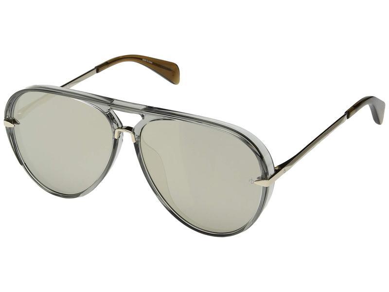 ラグアンドボーン メンズ サングラス・アイウェア アクセサリー RNB5014/S Grey/Silver