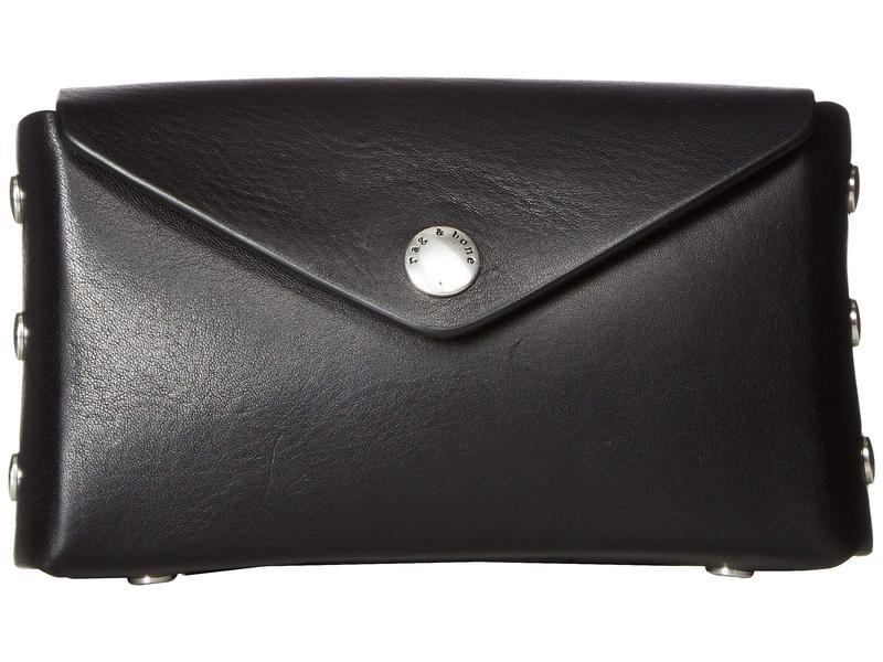 ラグアンドボーン レディース ボディバッグ・ウエストポーチ バッグ Atlas Belt Bag Black/Biking Red