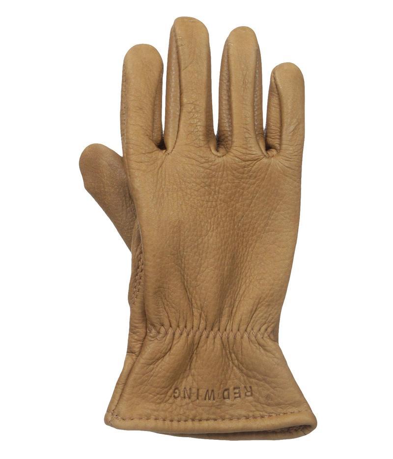 レッドウイング メンズ 手袋 アクセサリー Lined Gloves Nutmeg Buckskin