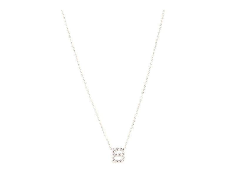 ロバートコイン レディース White ネックレス Initial・チョーカー・ペンダントトップ アクセサリー Roberto Coin Coin Diamond Initial Necklace White Gold-B, Maru。まるしぇ【LOHASな生活】:e7a81f8c --- idia-africa.com