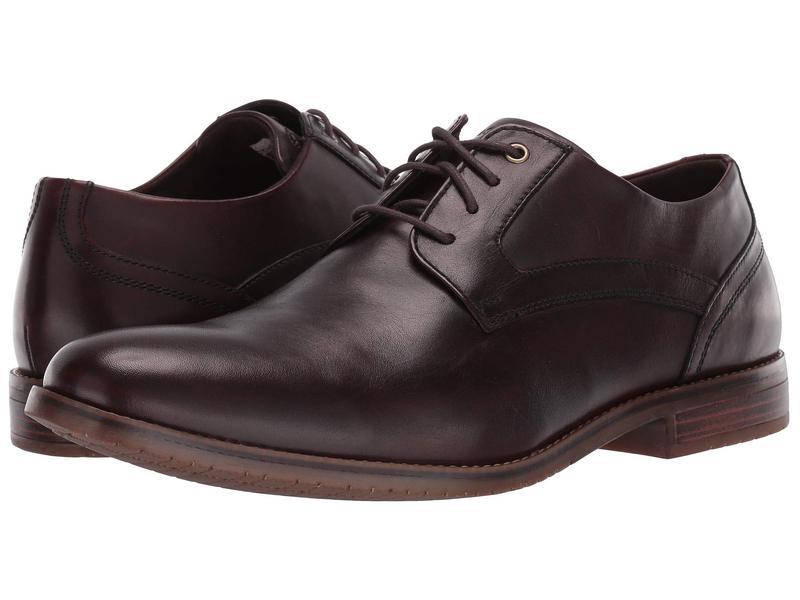 ロックポート メンズ オックスフォード シューズ Style Purpose 3 Plain Toe Burgundy