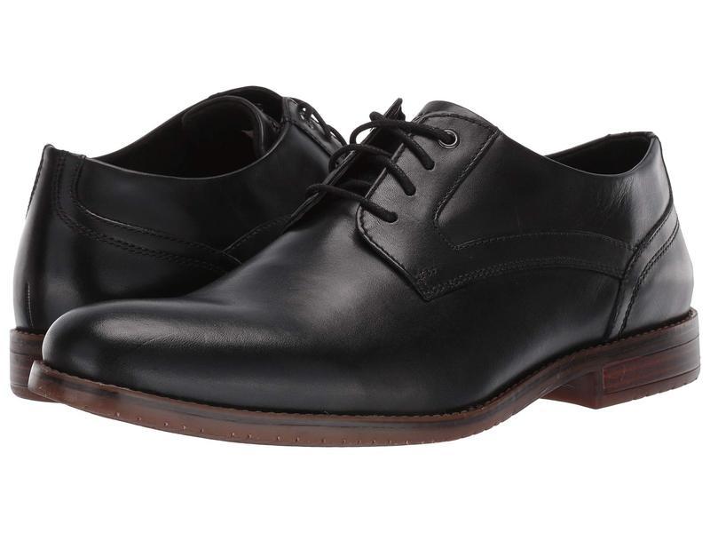 ロックポート メンズ オックスフォード シューズ Style Purpose 3 Plain Toe Black