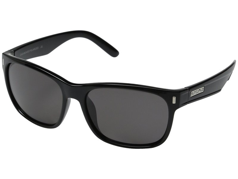 サンクラウドポラライズド メンズ サングラス・アイウェア アクセサリー Dashboard Black/Gray Polarized Polycarbonate