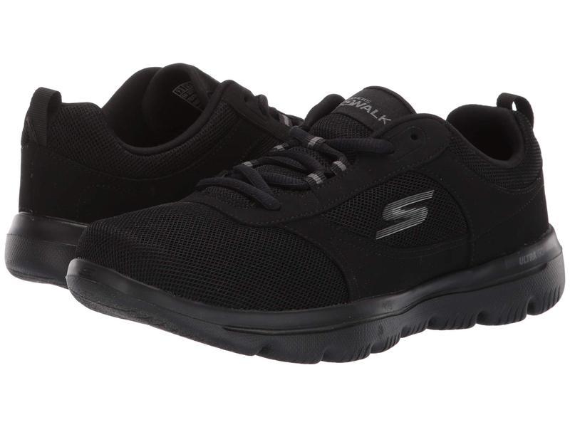 スケッチャーズ レディース スニーカー シューズ Go Walk Evolution Ultra - 15734 Black