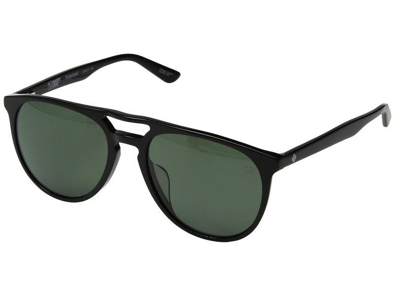 スパイオプティック メンズ サングラス・アイウェア アクセサリー Syndicate Black/Happy Gray Green Polar