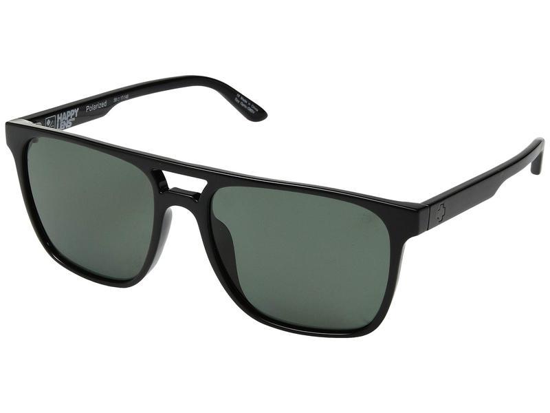 スパイオプティック メンズ サングラス・アイウェア アクセサリー Czar Black/Happy Gray Green Polar