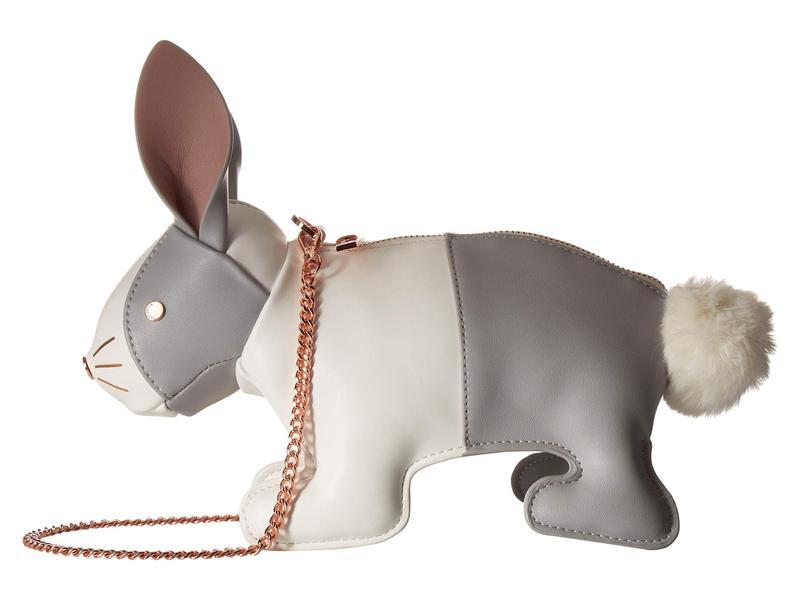 テッドベーカー レディース レディース ハンドバッグ バッグ バッグ Bunny Grey Grey, テンノウジク:67ed6368 --- sunward.msk.ru