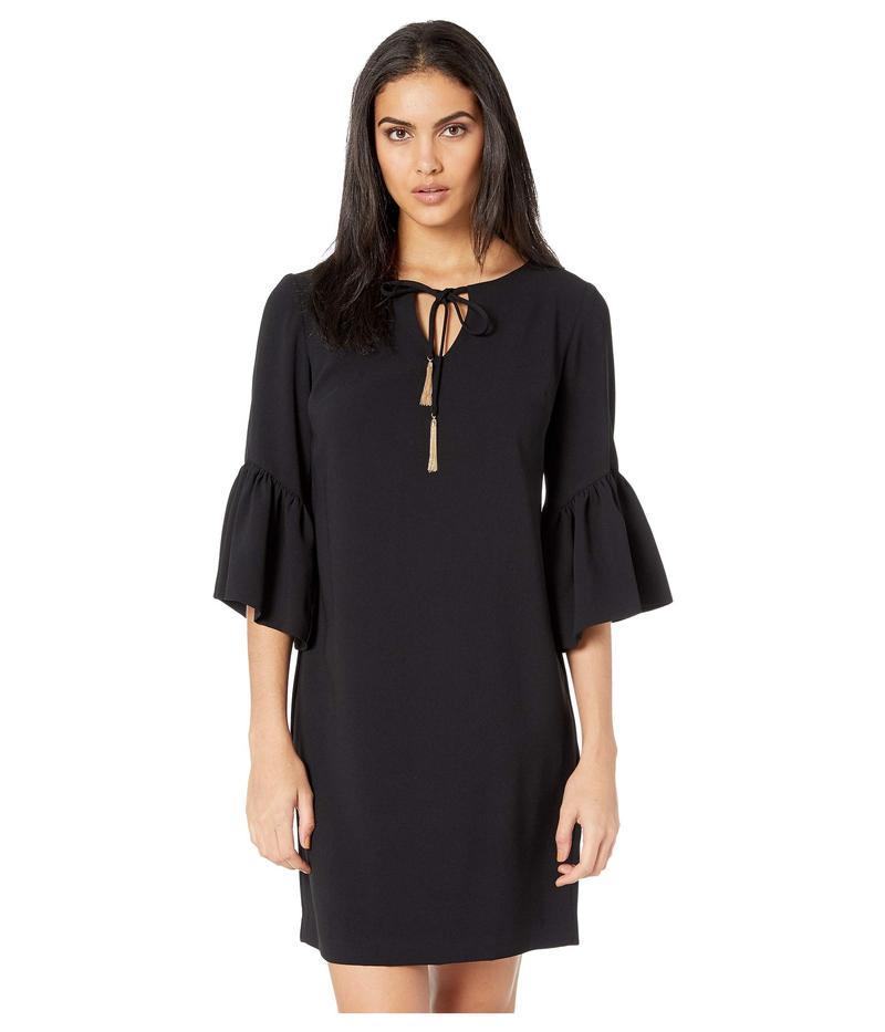 トリーナターク レディース ワンピース トップス Baroque Dress Black