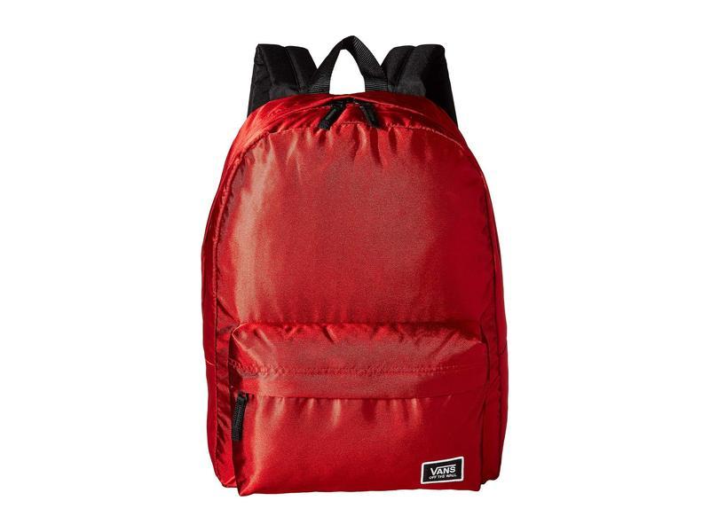 バンズ レディース バックパック・リュックサック バッグ Deana III Backpack Racing Red Shine