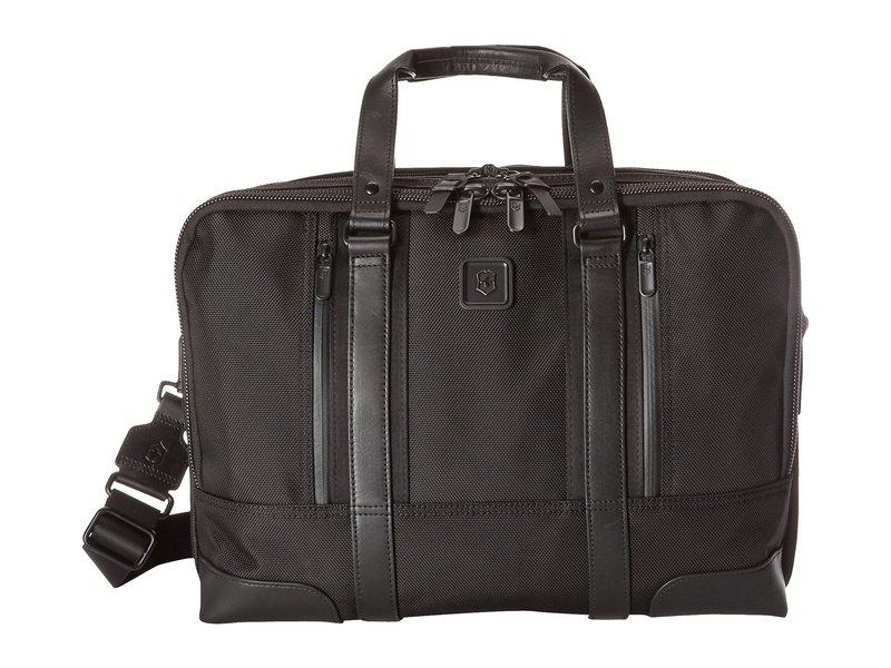ビクトリノックス メンズ PC・モバイルギア アクセサリー Lexington 15'' Expandable Laptop Brief Black