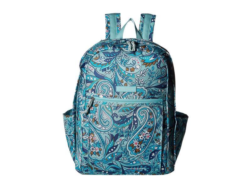 ベラブラッドリー レディース バックパック・リュックサック バッグ Lighten Up Grand Backpack Daisy Paisley